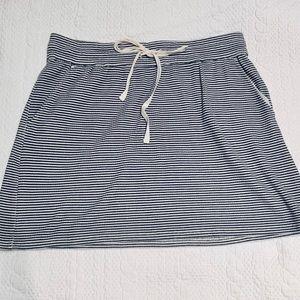Lou & Grey Tennis-style Skirt, size S